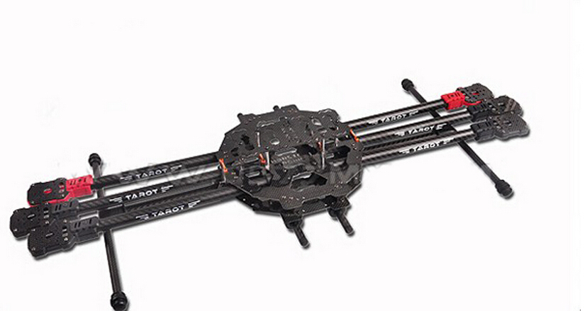 Tarot FY690S Full 6 axis Carbon Aircraft Frame 3K Folding Hexacopter 680mm FPV  TL68C01 F07803 <br><br>Aliexpress