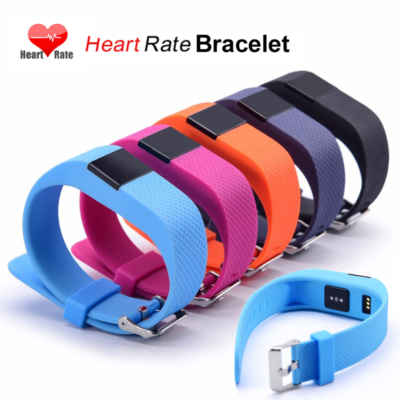 TW64 Heart rate monitor SmartBand Bluetooth 4.0 Pulse Smart Wristband Fitness Tracker For Android iOS phone smart Bracelet TW64S(China (Mainland))