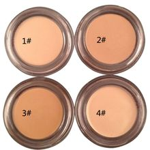 Makeup Neutral Face Skin Concealer Cover Dark Circle Long Lasting BB Cream Cosmetic A22 TQ