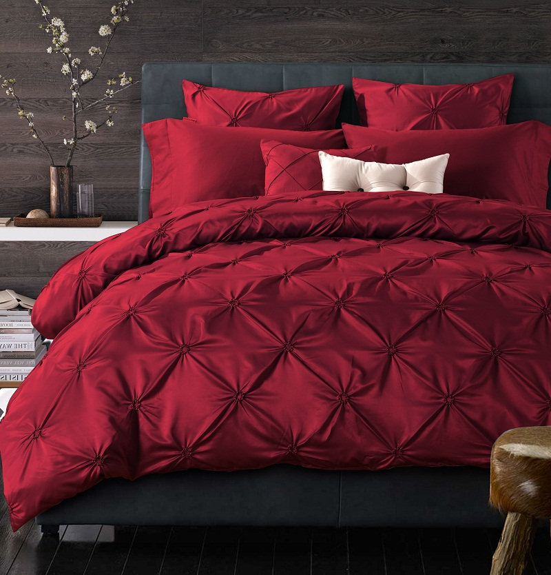 4/6 Pcs Silk Cotton Luxury Brand Bohemia Bedding Sets King/Queen Size Wedding Bed cover Bed Sheet duvet Cover /Pillow Sham(China (Mainland))
