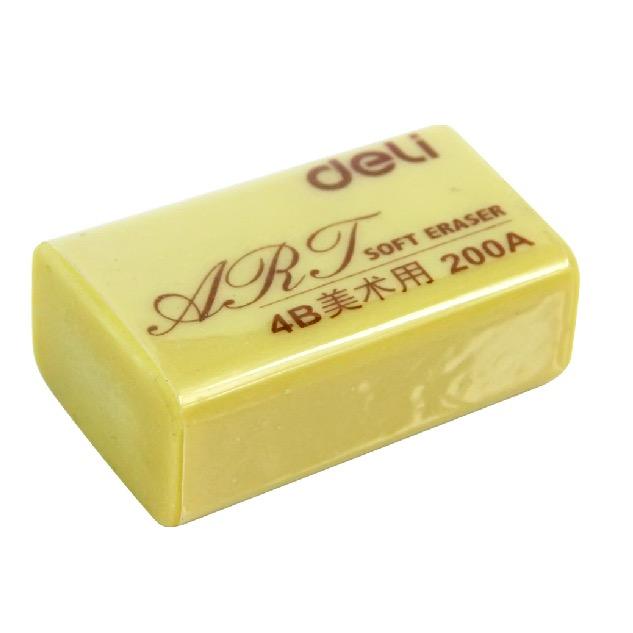 Lackadaisical eraser lackadaisical 7535 4b rubber eraser large rubber 200a<br><br>Aliexpress