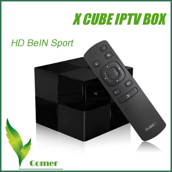 2014 Best Arabic IPTV Box, X Cube IPTV Box, Android IPTV Box support Bluetooth & WiFi with HD Bein sport OSN/ MBC Channels(China (Mainland))