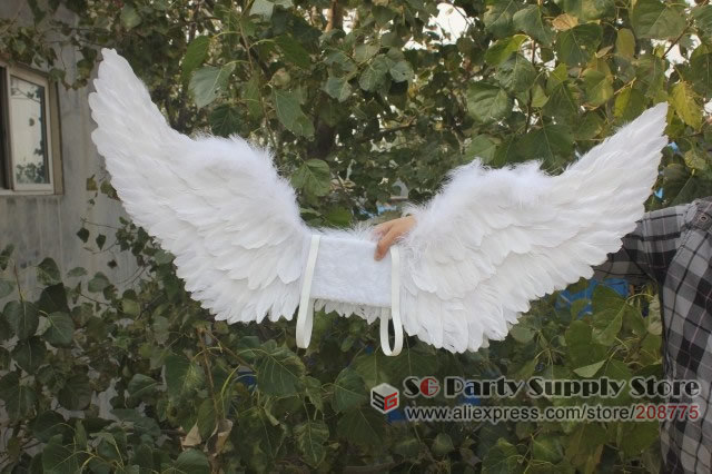 Как сделать перья для крыльев