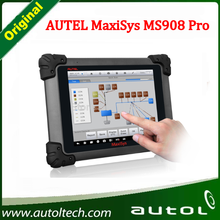 Latest Best Car Scanner Original MaxiSYS Pro ms908P Diagnostic Scan Tool System AUTEL MS908 PRO Brand New for auto repair shop
