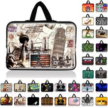 "Laptop Notebook Bag 7 9.7 10 11.6 12 13 13.3 14.4 15 15.6 17 17.3"" Sleeve Case Bag Computer Pouch Bag For Macbook Pro Air/Pro(China (Mainland))"