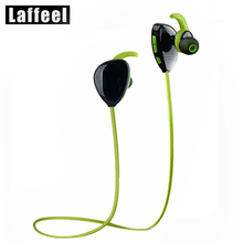 LAFFEEL Ear Hook Bluetooth 4 1 Earphone Stereo Portable font b Wireless b font Headphones Anti