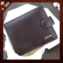 new 2014 men wallets famous brand mens short Design wallet male money purses Luxurious Genuine Leather