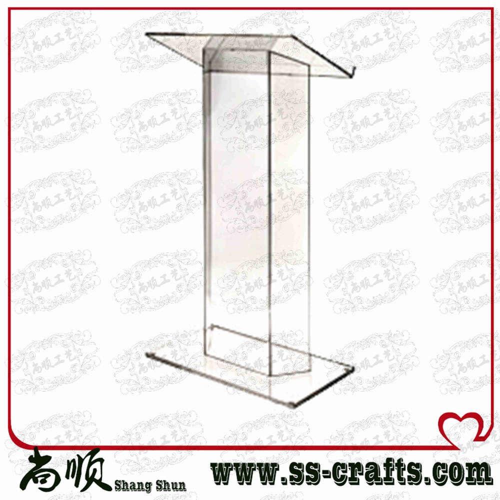 Favorites Compare church acrylic podium/Clear modern stable acrylic acrylic lectern(China (Mainland))