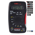 Mini Pocket Size Auto Range Handheld Digital Multimeter M320 DMM Frequency Capacitance Measurement Data Hold