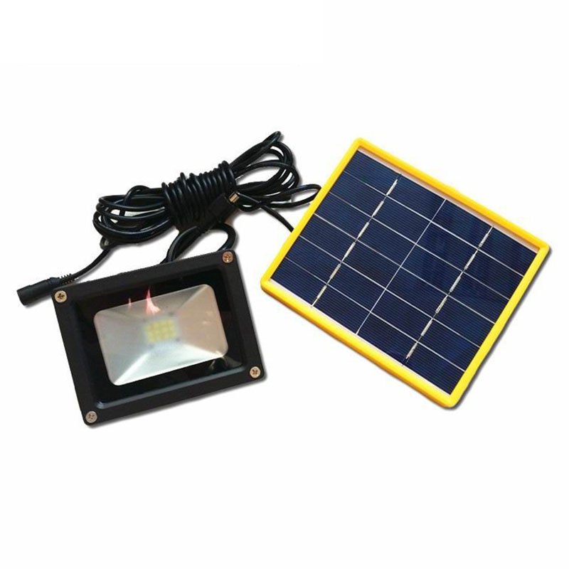 Wiring Outdoor Flood Lights Picture