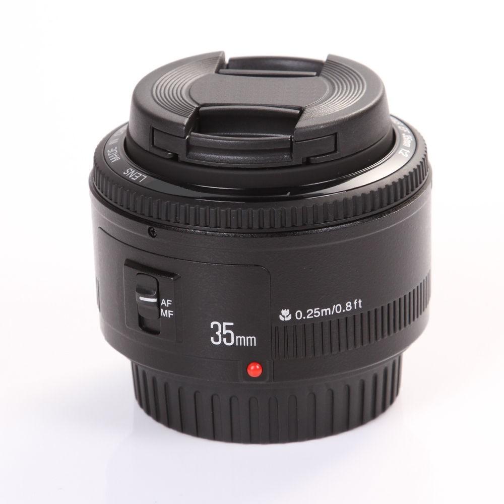 yongnuo 35mm lens yn35mm f2 lens wide