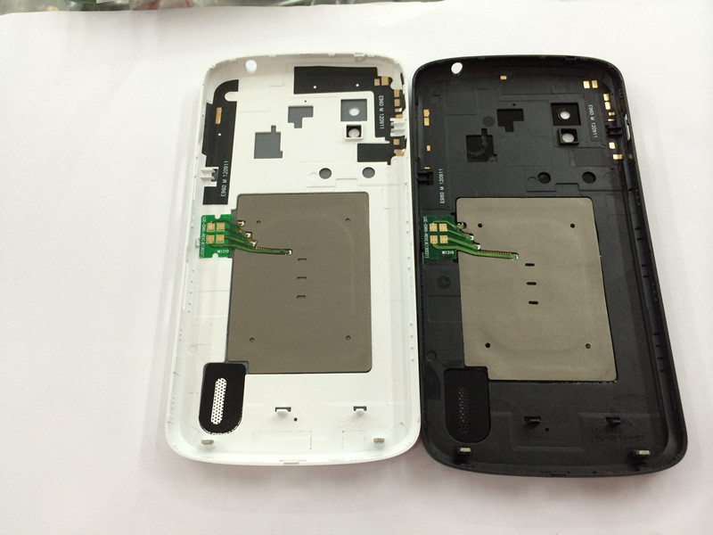 Original Back Housing Battery Door NFC Cable LG E960 Nexus 4 Black White Replacement - Best-Me Electronic Store 2 store
