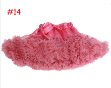 2015 NEW 20 Colors Newborn Tutu Skirt Stunning Newborn Photo Prop Girl Tutu Skirt 3-24 months Baby Party Skirt Tutu Petticoat(China (Mainland))