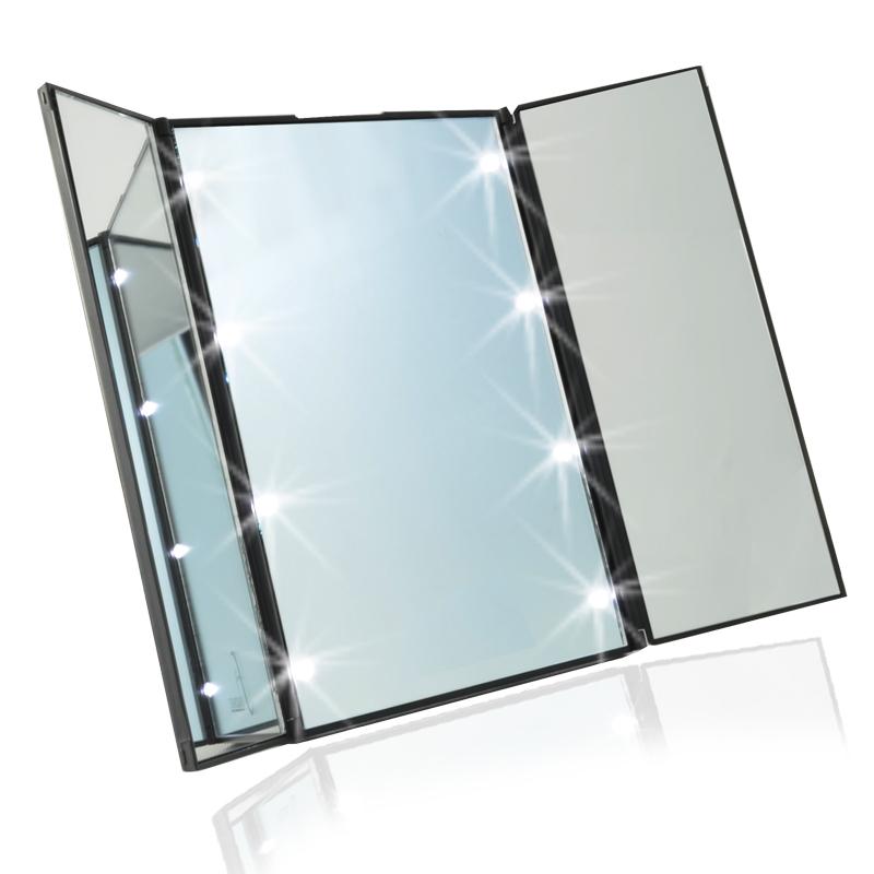 Online kopen wholesale make up spiegel geleid uit china make up spiegel geleid groothandel - Spiegel wc ontwerp ...