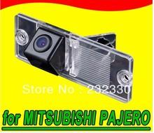 For Sony CCD Mitsubishi Pajero V3 V6 V8 Zinger Car Autoradio Rear View Parking Camera Back Up Reverse waterproof Kit  for GPS