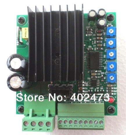 24v 48v dc speed control 120w model with current limiting for Dc motor current limiter