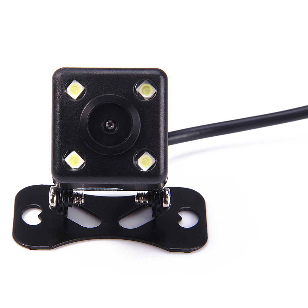 Universal Waterproof Mini Car Rear View Camera Compact Design Easy Install Parking Assistance Camera with 120 Degree NightVision(China (Mainland))