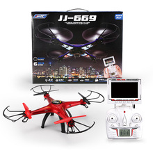JJRC 669 Rc Quadcopter 4 CH 5 8G FPV RC font b Helicopter b font Drone