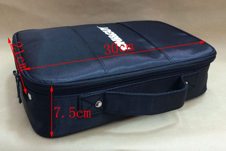 Barber Case : ... case barber bag black-in Cosmetic Bags & Cases from Luggage & Bag...