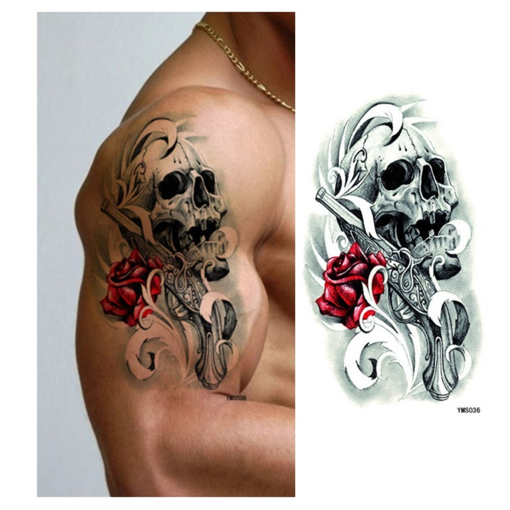 Popular Arm Tattoos for Men-Buy Cheap Arm Tattoos for Men lots from China Arm Tattoos for Men