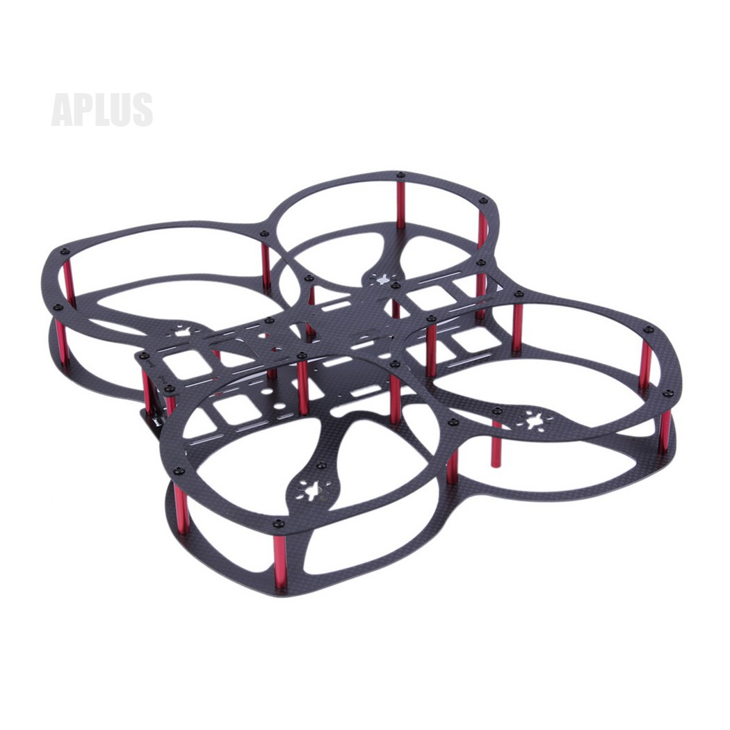 H250 Q4 Mini 4-Axis Quadcopter Carbon Glass Fiber Frame With Propeller Guard 66<br><br>Aliexpress