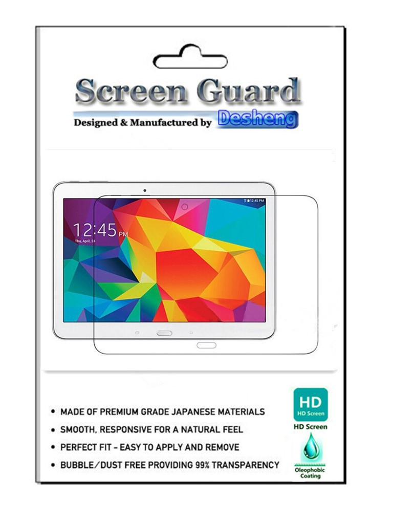 Premium LCD Protector Case Cover Samsung Galaxy Tab S 10.5 AMOLED Tablet , T800 T805 Guard - Desheng (HK store Trading Co., Ltd.)