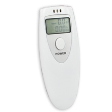 AK Meter Prefessional Police Digital Breath Alcohol Tester battery Breathalyzer Parking Car Detector Gadget(China (Mainland))