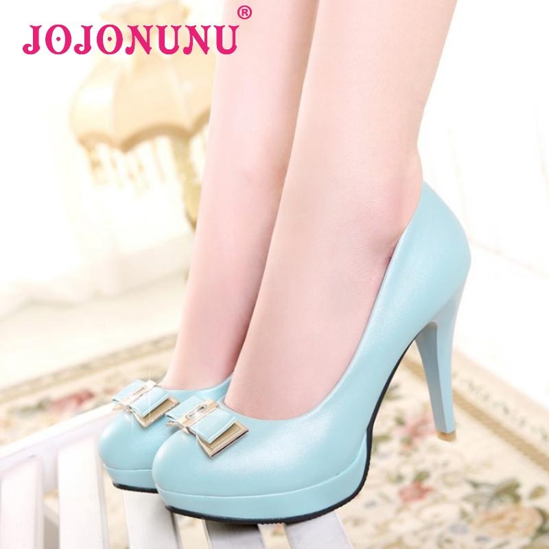 women platform stiletto high heel shoes footwear sexy brand vintage spring fashion heeled pumps heels shoes size 30-43 P17001