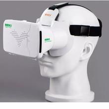 Новый Ritech III приложения от Ritech II версия 3D VR коробка виртуальной реальности очки с AR Google картон для 4.0 — 6.0 дюймов телефон