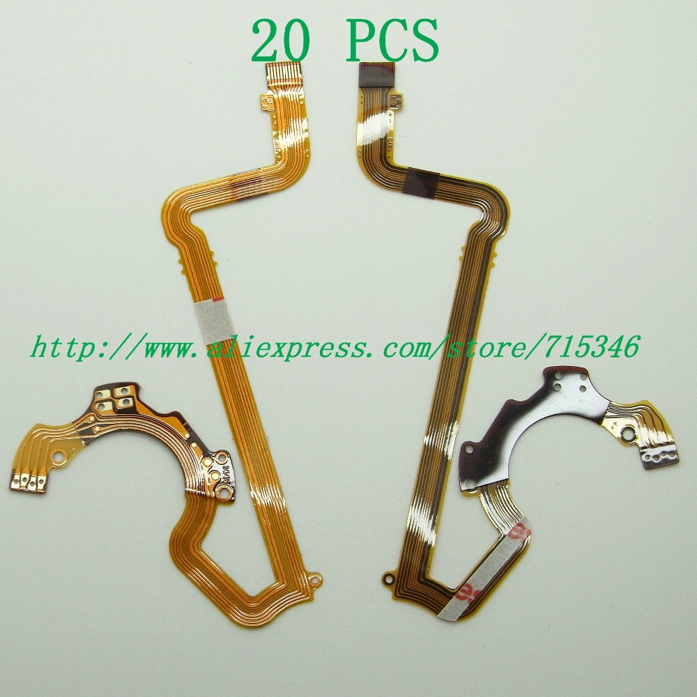 20PCS/ NEW Aperture Shutter Flex Cable For SONY DSC-F828 F828 Digital Camera Repair Part(China (Mainland))