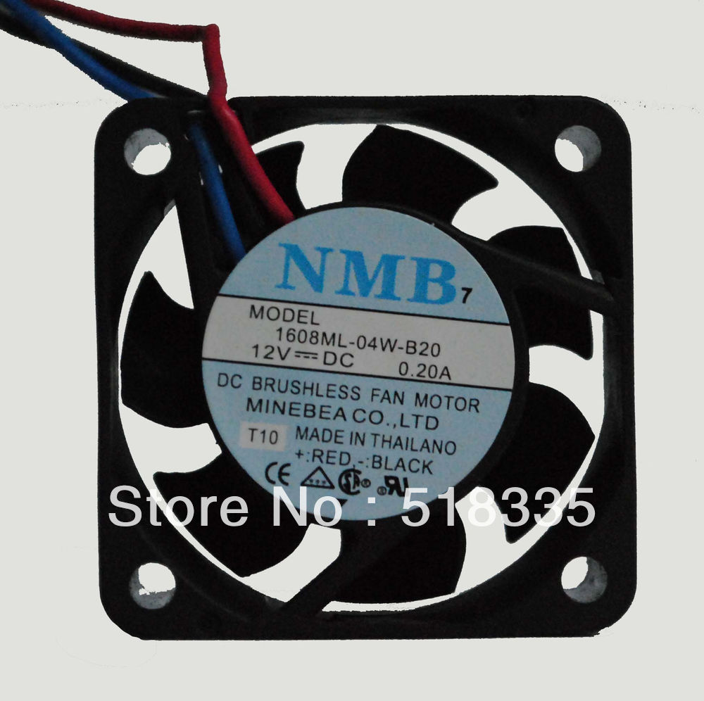 Free Shipping!!NMB 4015 12V dual ball 4cm 3 line graphics to the north and south bridge cooling fan 40 * 40 * 15mm(China (Mainland))