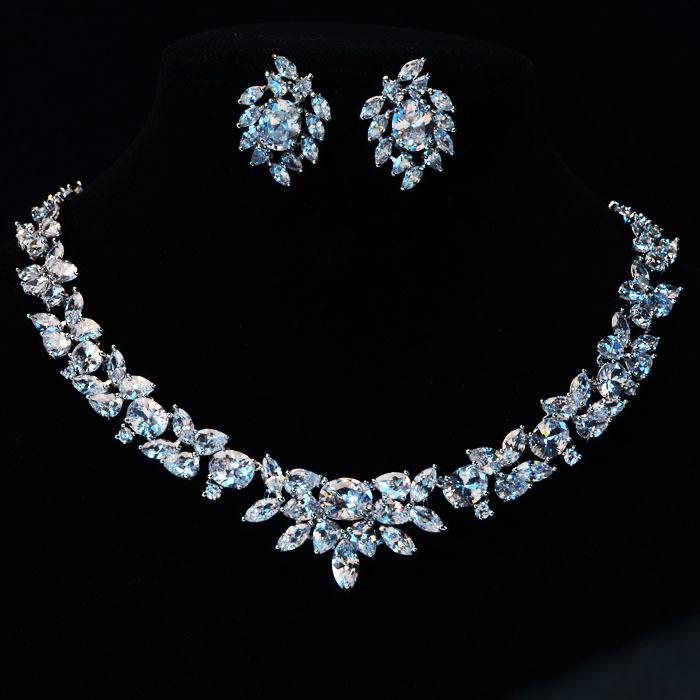 Ювелирный набор YS AAA , /Necklace,  Y11301W