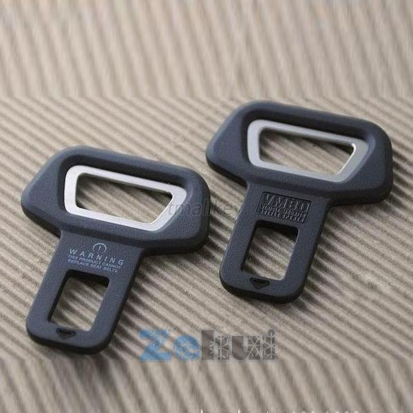 Hot Car Auto Universal Bottle Opener Seat Belt Buckle Alarm Clasp Stopper Wholesale(China (Mainland))