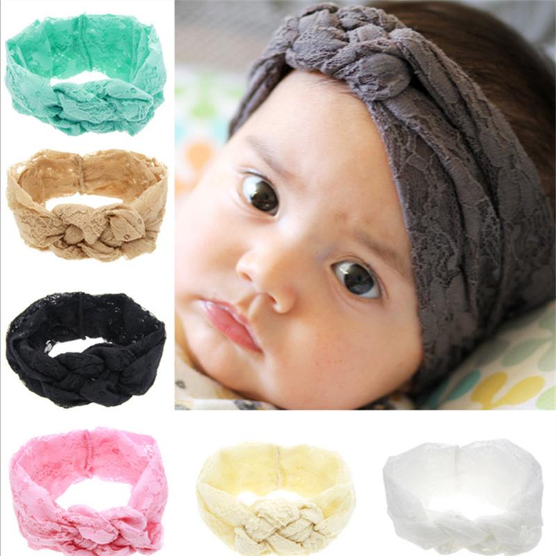 Children Summer Hair Accessories Cute Lace Baby Girl Headband for Girls Flower Hairband Fashion Headbands bands menina band yiwu(China (Mainland))