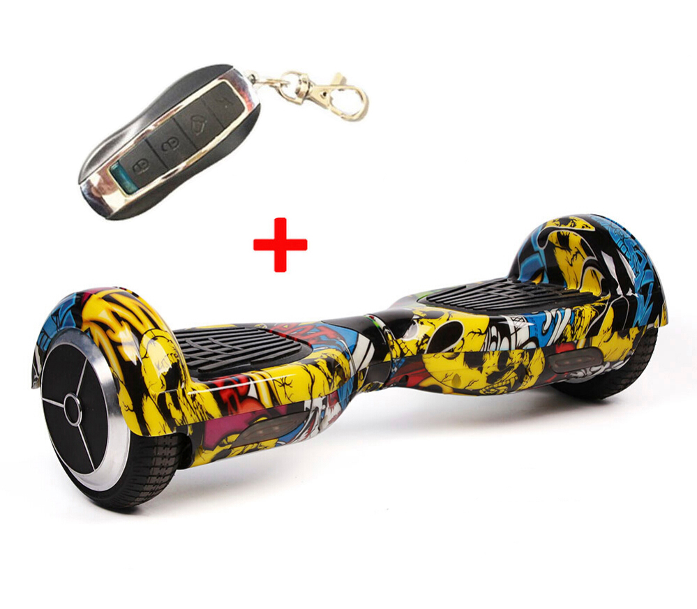 MAOBOOS 6.5 inch 50% discount Electric Scooter Remote Hoverboard Unicycle Smart wheel Drift 2 Wheels Self Balancing Scooter