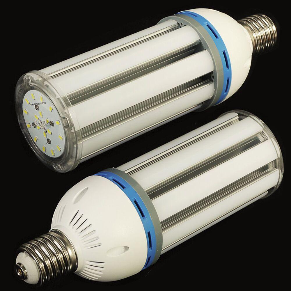 LED Corn Light 30W 40W 50W 60W LED Lamps E27 E40 Corn Lighting Warm/Cool White AC85-265V Factory Supply(China (Mainland))