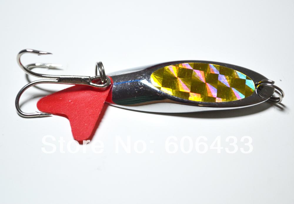 металлическая приманка для рыбы