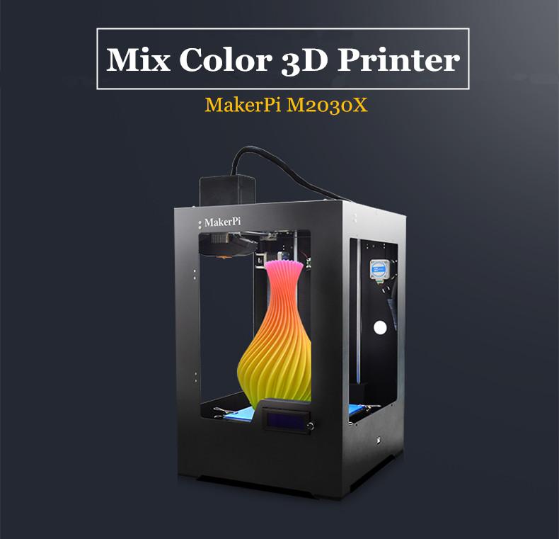 M2030X 3d printer detail 1