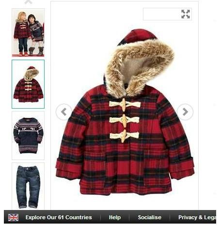 Шерстяная одежда для девочек baby