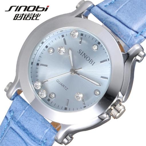 Wholesale Top brand luxury watches women leather strap fashion Women's Wrist Watches Japanese quartz watch clock female montre(China (Mainland))