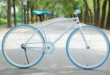 """2015 New Free Shipping 26"""" Fixed Gear Bike Bicycle Road Bike 12 colors to choose(China (Mainland))"""