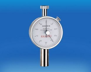 Фотография Free shipping Shore hardness tester/ Shore Durometer rubber hardness tester LX-D double pointers Wholesale and retail