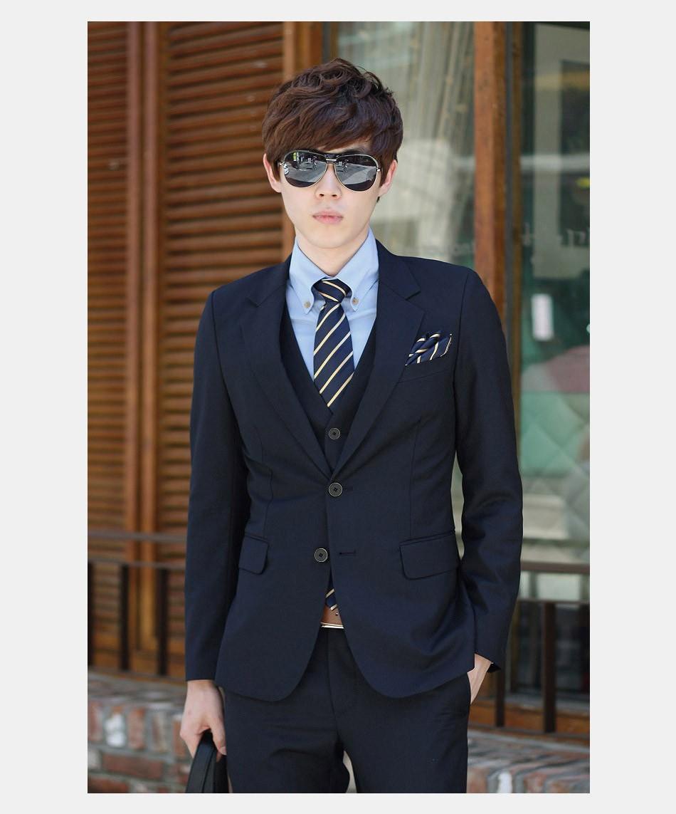 HTB1EaKjKpXXXXXLXXXXq6xXFXXXJ - (Jacket+Pant+Tie) Luxury Men Wedding Suit Male Blazers Slim Fit Suits For Men Costume Business Formal Party Blue Classic Black