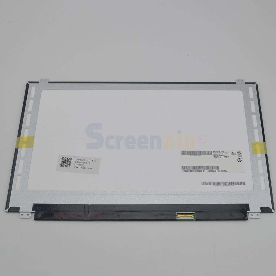 "Brand New 15.6"" LED IPS Laptop Screen Display Panel LP156WF6 SPB1 LP156WF4 SPB1 B156HAN01.2 LTN156HL01 HL02 1920*1080 30 pins"