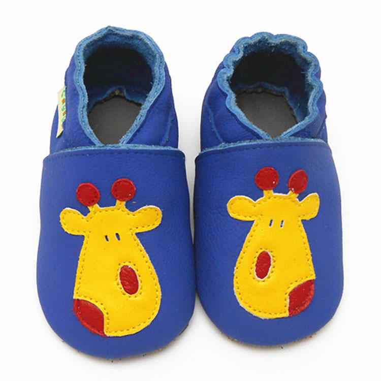 2015 Fashion Genuine Leather Baby Moccasins Animal Goat Baby Boy Shoes Girl Soft Soled Baby Shoes First Walkers Free Shipping()