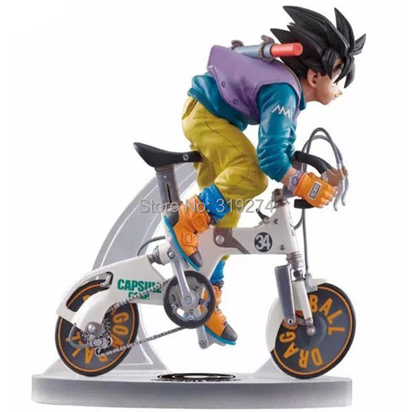"Здесь можно купить  Wholesale/Retail Free Shipping FS Dragonball Z Son Gokou Desktop Real Mccoy 02 PVC 6.3"" Action Figure New in Box  Игрушки и Хобби"