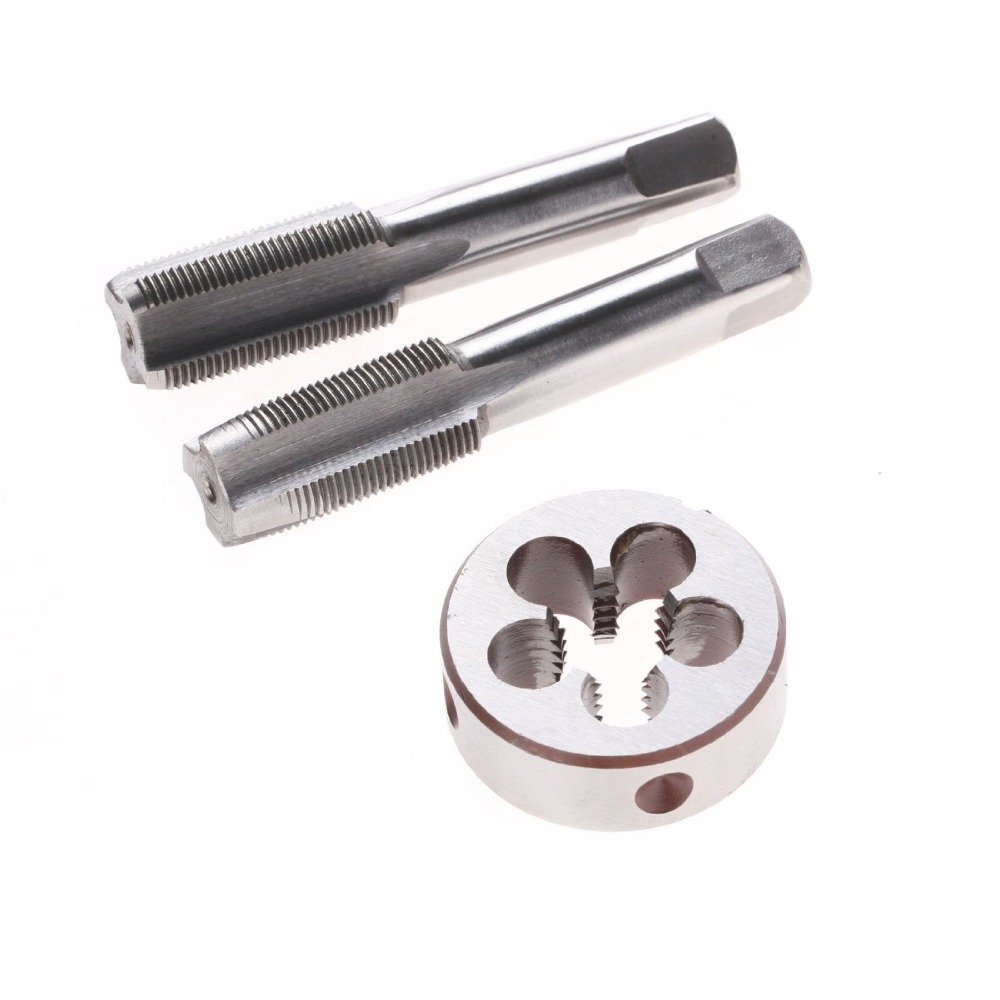 New Metric Taper and Plug Tap and right hand die set / (M20X2.5)<br><br>Aliexpress