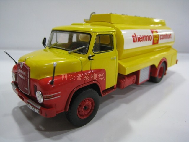 1:43 1967 MAN 626 HA Tanker Truck Model Free shipping(China (Mainland))