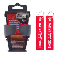 Newest design Vehicle Car Truck Automotive Door Drink Bottle Cup Clip Mount Holder Stand(China (Mainland))