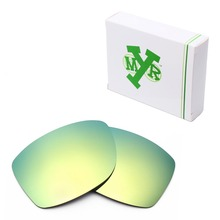 MRY POLARIZED Replacement Lenses for Oakley Jupiter Squared Sunglasses 24K Gold